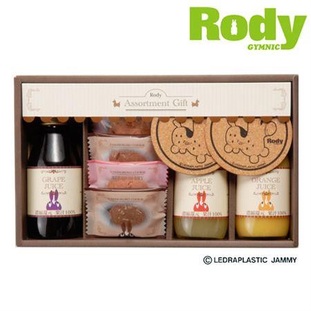 ロディ ジュース&クッキーセットA2