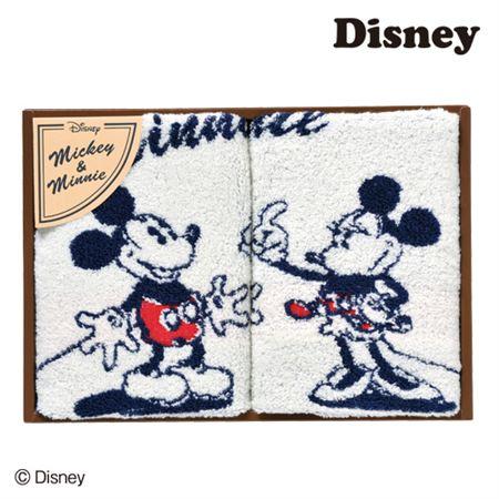 【ギフトに】ディズニー コミックミッキー&ミニータオルセットA【内祝い・出産内祝いにも】