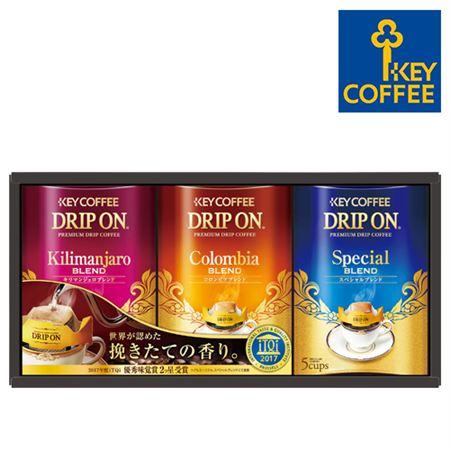 キーコーヒー ドリップオン レギュラーコーヒーギフトA