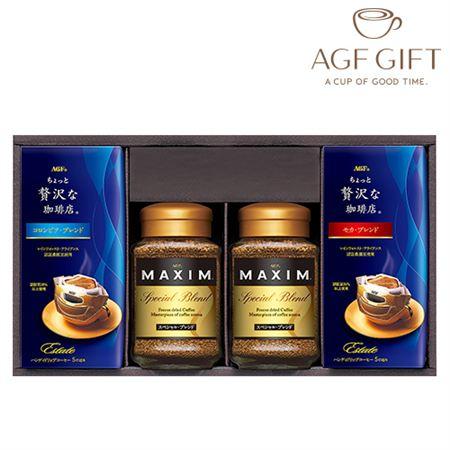 【ギフトに】AGF ちょっと贅沢な珈琲店 ドリップ&インスタントコーヒーギフトB【内祝い・出産内祝いにも】