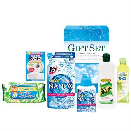 【ギフトに】ナノ洗浄バラエティ洗剤セットB【内祝い・出産内祝いにも】