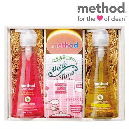 メソッド キッチン洗剤セットB