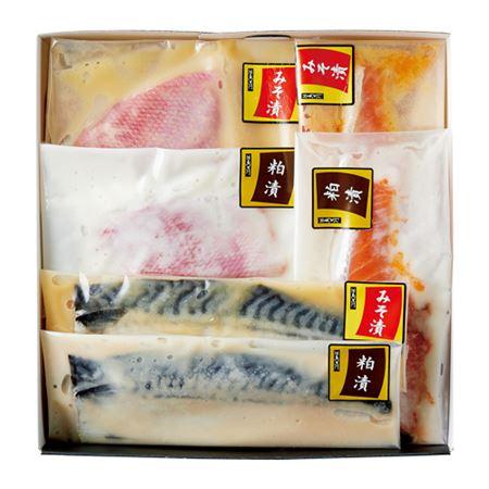 ★味噌漬け・粕漬けセットC